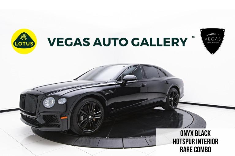 Used 2020 Bentley Flying Spur W12 for sale $249,800 at Lotus Cars Las Vegas in Las Vegas NV