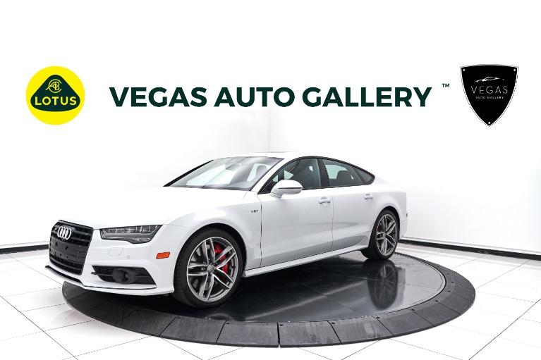 Used 2017 Audi S7 4.0T Premium Plus for sale $58,800 at Lotus Cars Las Vegas in Las Vegas NV