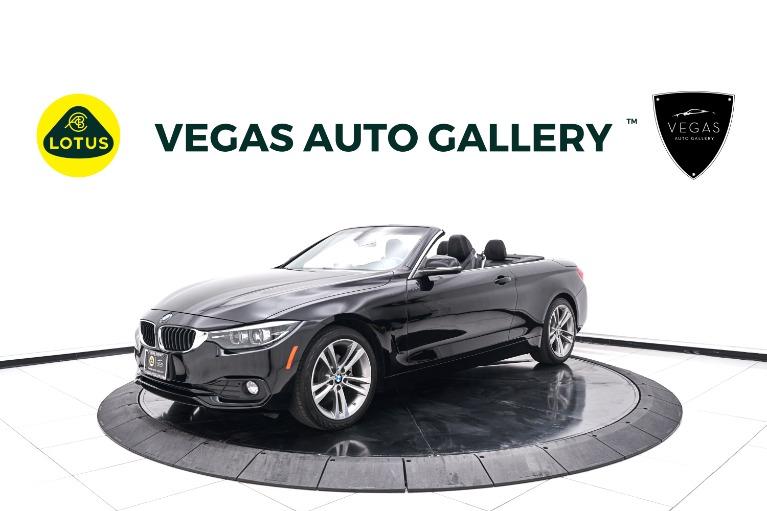 Used 2018 BMW 4 Series 430i for sale $37,800 at Lotus Cars Las Vegas in Las Vegas NV