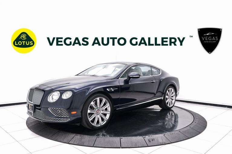 Used 2017 Bentley Continental GT V8 for sale $129,800 at Lotus Cars Las Vegas in Las Vegas NV
