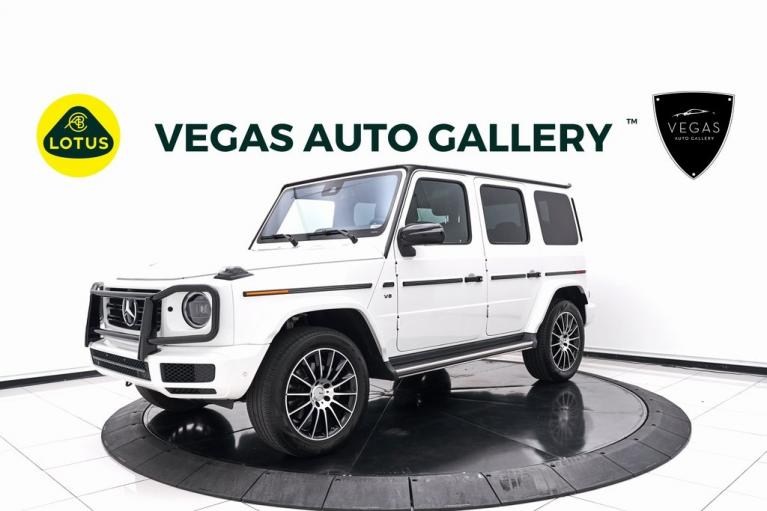 Used 2019 Mercedes-Benz G-Class G 550 for sale $149,800 at Lotus Cars Las Vegas in Las Vegas NV