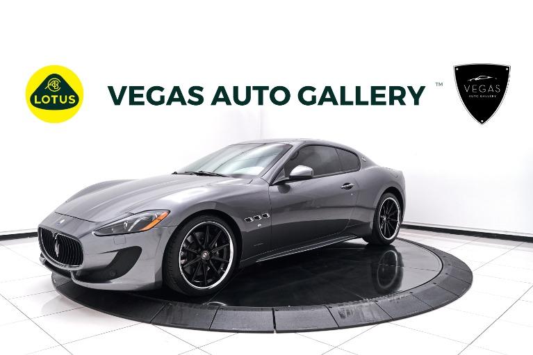 Used 2013 Maserati GranTurismo Sport for sale $41,800 at Lotus Cars Las Vegas in Las Vegas NV