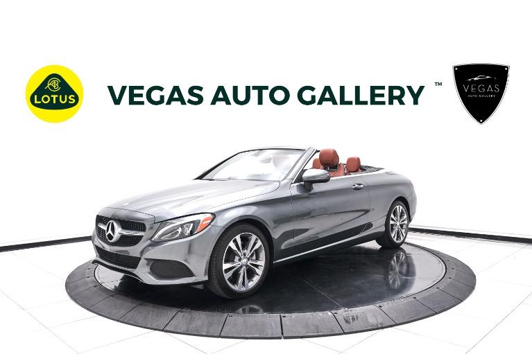 Used 2017 Mercedes-Benz C-Class C 300 for sale $39,932 at Lotus Cars Las Vegas in Las Vegas NV