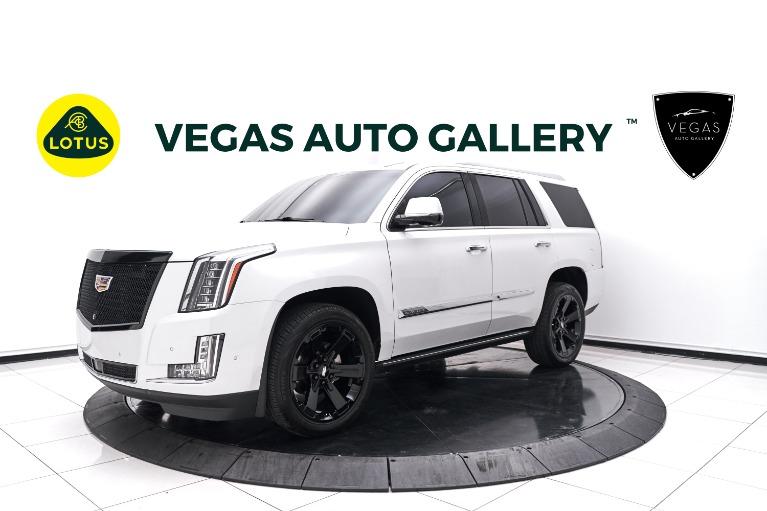 Used 2018 Cadillac Escalade Premium for sale $49,800 at Lotus Cars Las Vegas in Las Vegas NV