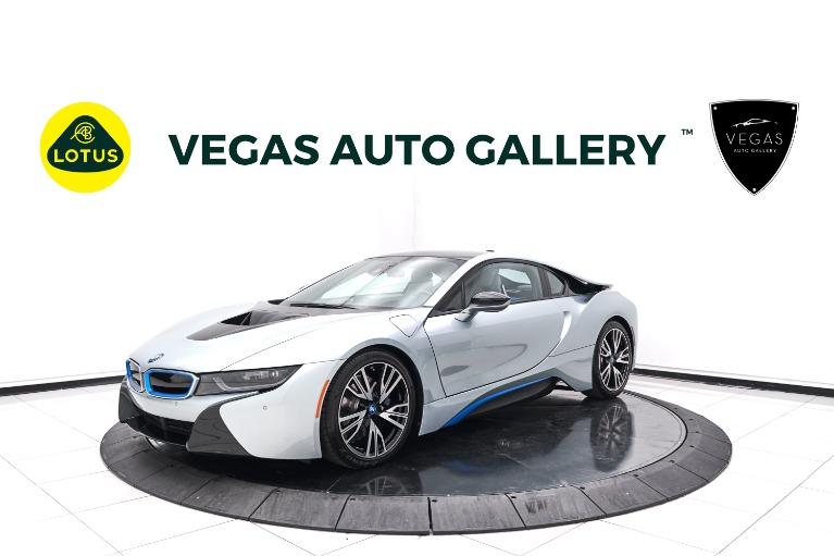 Used 2015 BMW i8 Base for sale $66,800 at Lotus Cars Las Vegas in Las Vegas NV