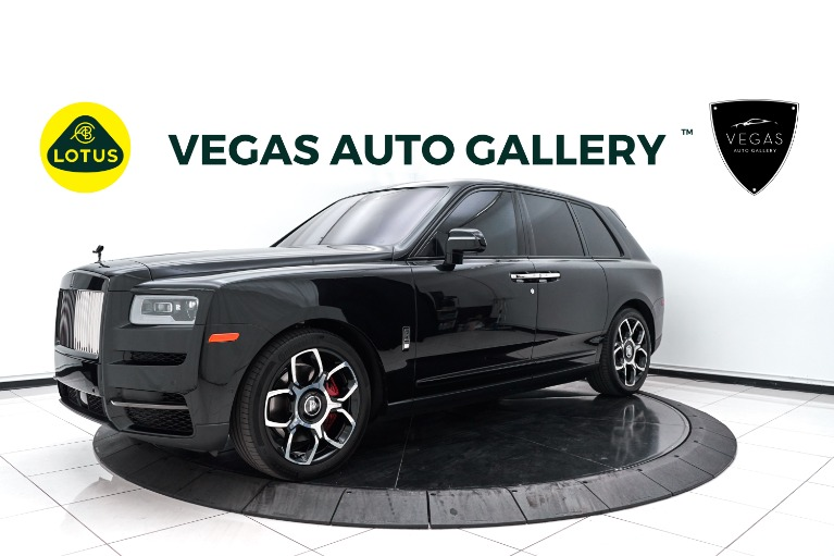 Used 2020 Rolls-Royce Cullinan Base for sale $443,800 at Lotus Cars Las Vegas in Las Vegas NV