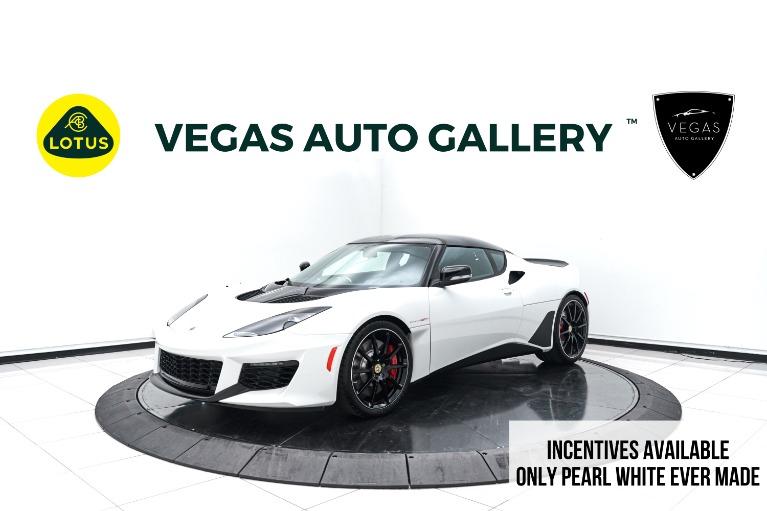 New 2021 Lotus Evora Base for sale $125,900 at Lotus Cars Las Vegas in Las Vegas NV