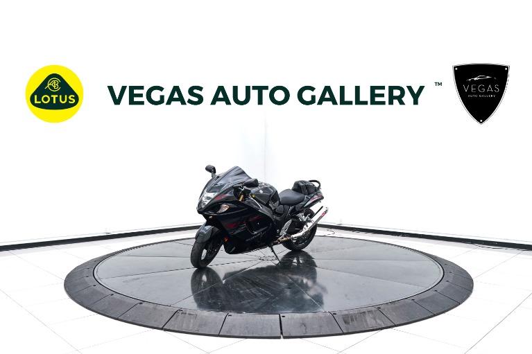 Used 2012 Suzuki Hayabusa GSX1300RL2 for sale $9,499 at Lotus Cars Las Vegas in Las Vegas NV