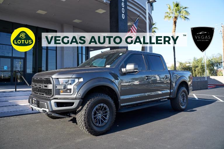Used 2019 Ford F-150 Raptor for sale $84,800 at Lotus Cars Las Vegas in Las Vegas NV