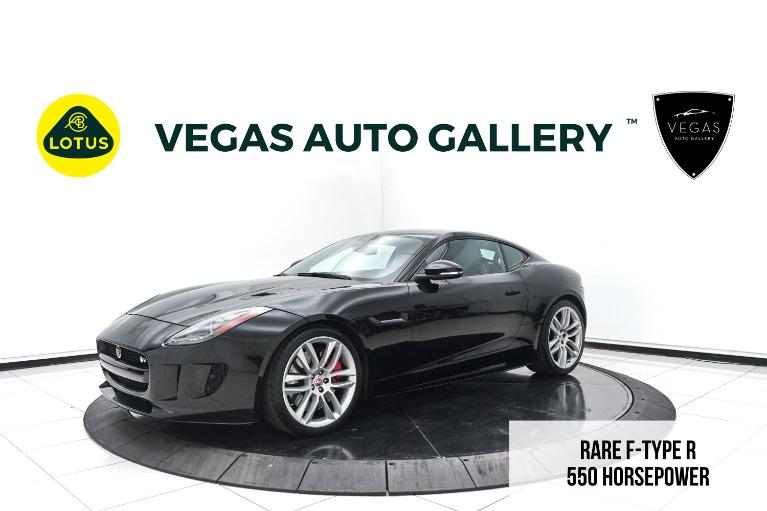 Used 2017 Jaguar F-TYPE R for sale $64,800 at Lotus Cars Las Vegas in Las Vegas NV