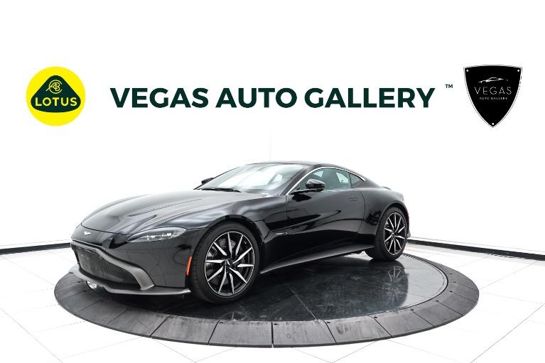 Used 2019 Aston Martin Vantage Base for sale $134,800 at Lotus Cars Las Vegas in Las Vegas NV